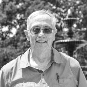 This is the story of why Jeff, a retired priest, joined KBAD.