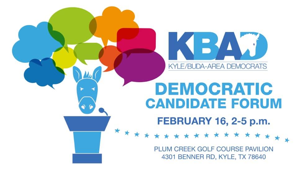 KBAD Candidate Forum