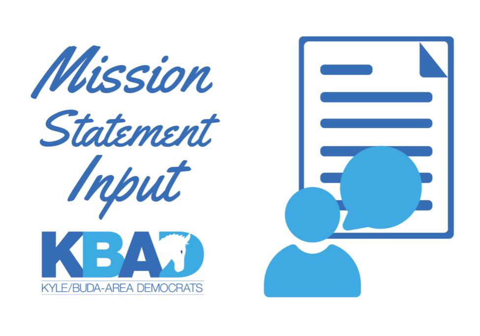 KBAD Seeks mission statement feedback 3-2