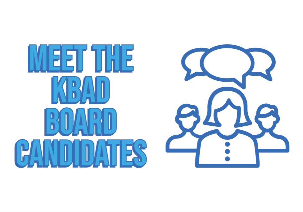Meet candidates for KBAD Board 3-2