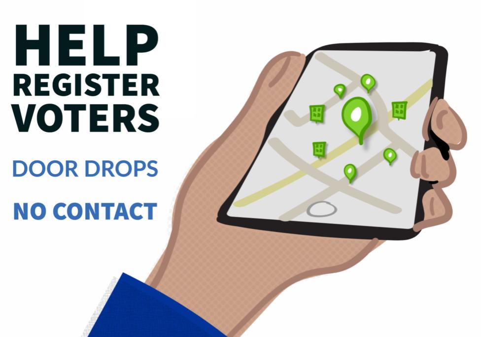help register voters